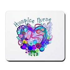 More Hospice Nursing Mousepad