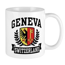 Geneva Switzerland Mug