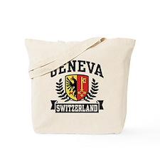 Geneva Switzerland Tote Bag