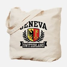 Geneva Switzerland Tote Bag