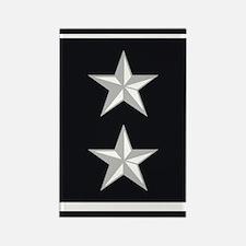Major General Rectangle Magnet