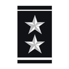Major General Decal