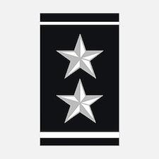 Major General Decal