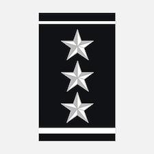 Lieutenant General Decal