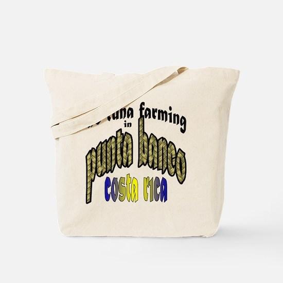 Punta Banco Tote Bag