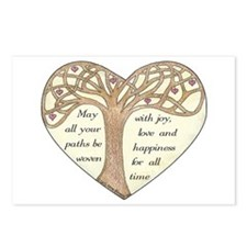 Blessing Tree Postcards (Package of 8)