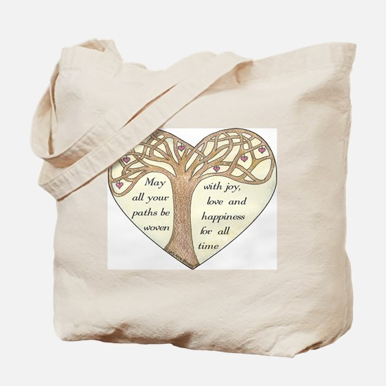 Blessing Tree Tote Bag