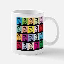 Tesla Grid Mug