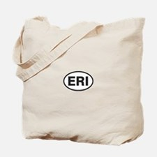 Cute Erie international airport Tote Bag