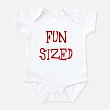 fun sized Infant Bodysuit