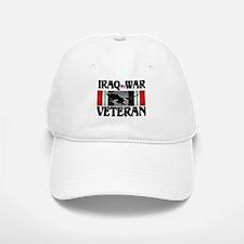 IRAQ WAR VETERAN Baseball Baseball Cap