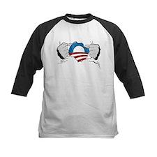 The Obama Reveal Kids Raglan