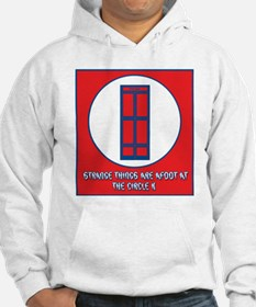 Strange things are afoot Hoodie