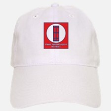 Strange things are afoot Baseball Baseball Cap