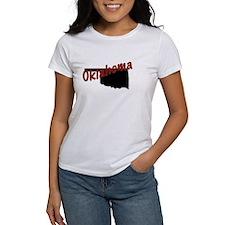Cute Oklahoma Tee
