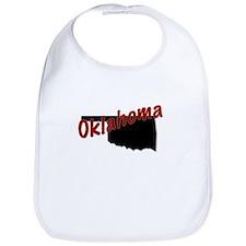 Funny Oklahoma state Bib