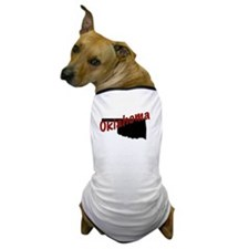 Cute Oklahoma state Dog T-Shirt