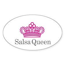 Salsa Queen Decal