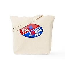 Palin and Jindal 2012 Tote