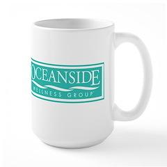 Oceanside Large Mug