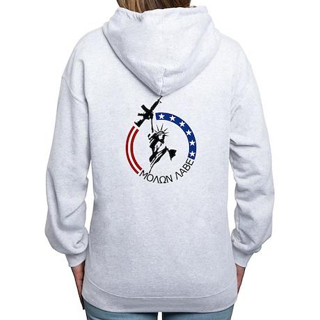 Colt M4A2 Women's Zip Hoodie
