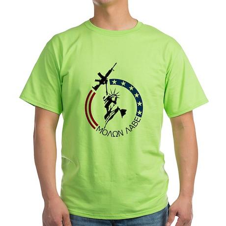 Colt M4A2 Green T-Shirt