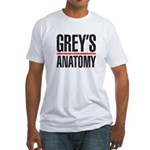 Grey's Faded Fitted T-Shirt