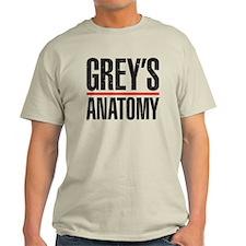 Grey's Faded Light T-Shirt