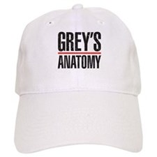 Grey's Faded Baseball Cap