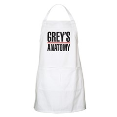 Grey's Faded Apron