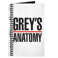 Grey's Faded Journal