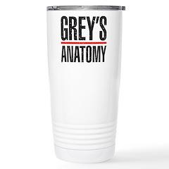 Grey's Faded Travel Mug