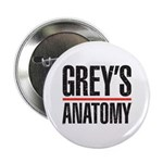 "Grey's Faded 2.25"" Button"