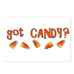Got Candy? Postcards (Package of 8)