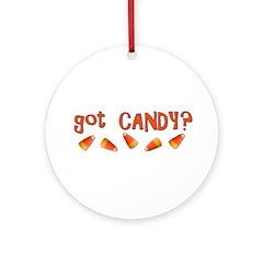 Got Candy? Ornament (Round)