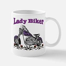 The Lady Biker Mug