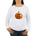 Pumpkin Pie Women's Long Sleeve T-Shirt