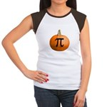 Pumpkin Pie Women's Cap Sleeve T-Shirt