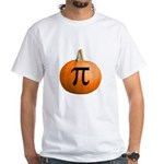 Pumpkin Pie White T-Shirt