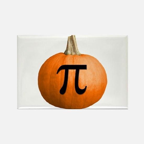 Pumpkin Pie Rectangle Magnet