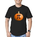 Pumpkin Pie Men's Fitted T-Shirt (dark)