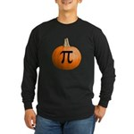 Pumpkin Pie Long Sleeve Dark T-Shirt