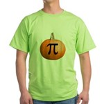Pumpkin Pie Green T-Shirt