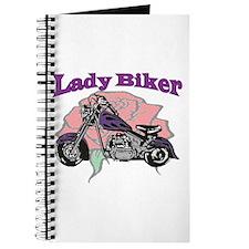 Lady Biker 2 Journal