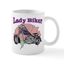 Lady Biker 2 Mug