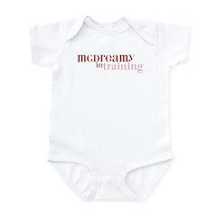McDreamy in Training Infant Bodysuit