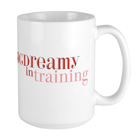 McDreamy in Training Large Mug