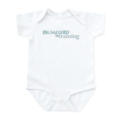 McSteamy in Training Infant Bodysuit