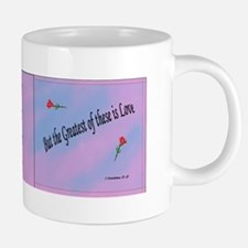 Love is 20 oz Ceramic Mega Mug