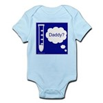 Test Tube Daddy Infant Bodysuit